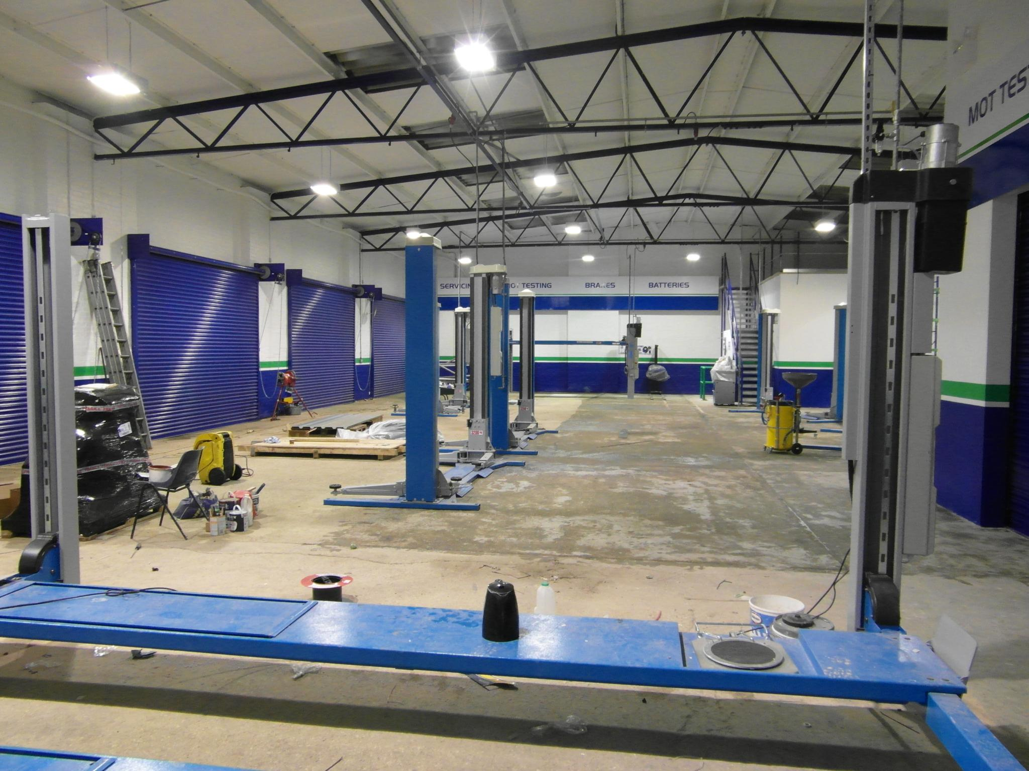 Romax construction ltd services for Letchworth swimming pool prices
